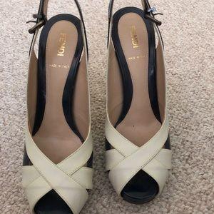 Women's Fendi heels